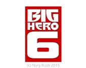 Big Hero 6 odzież i akcesoria dla dzieci hurtownia.