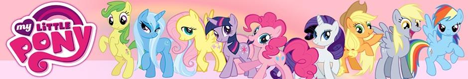 My Little Pony odzież i akcesoria hurt.