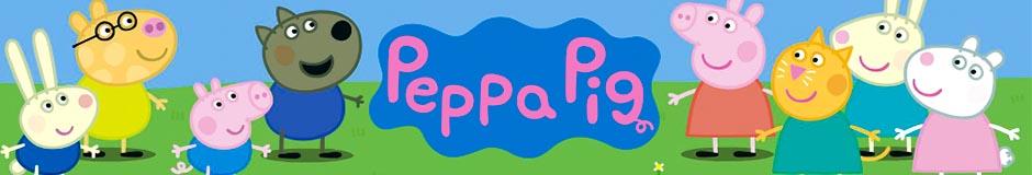 Świnka Peppa akcesoria i ubranka dziecięce hurtownia.