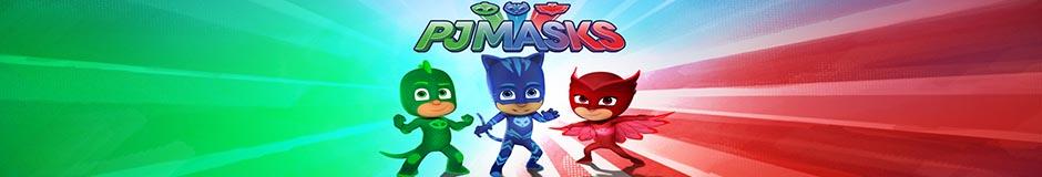 Piżamiaki PJ Masks odzież i produkty dla dzieci hurtownia.