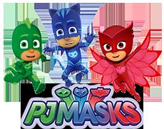 Piżamiaki - PJ Masks