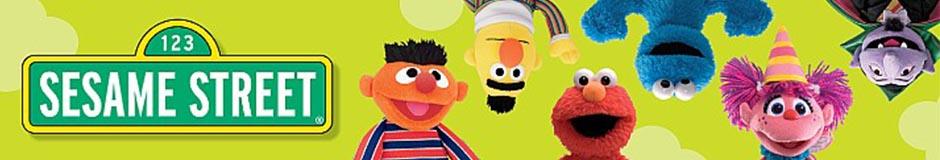 Ulica Sezamkowa produkty licencyjne hurtownia dla dzieci.