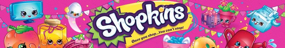 Shopkins produkty licencyjne dla dzieci hurtownia.
