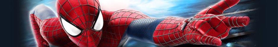 Spiderman Marvel akcesoria i ubrania dziecięce hurtownia.