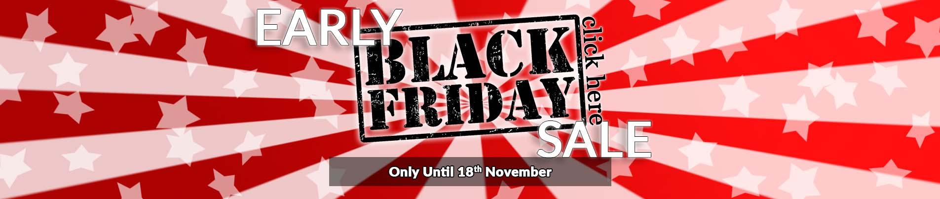 Black Friday w Textiel Trade zaczyna się wcześniej w tym roku!