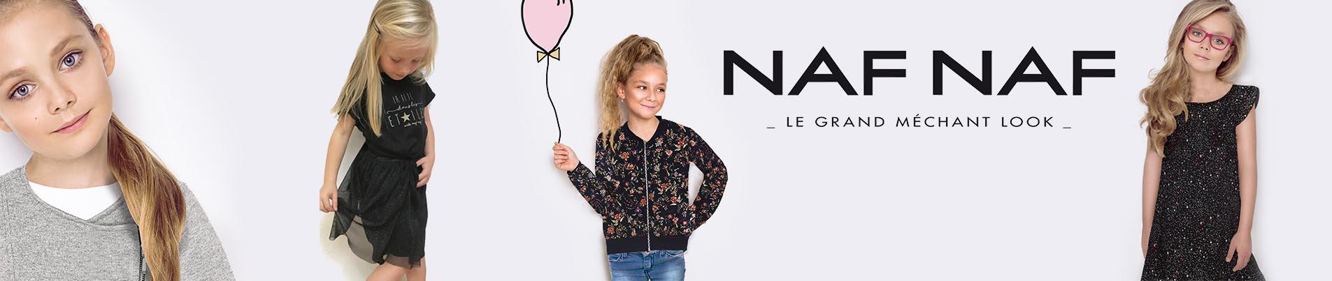 Naf Naf oryginalna odzież dziecięca hurtownia.